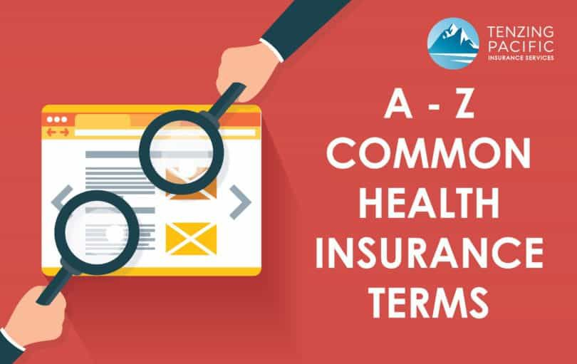 Common Health Insurance Terms