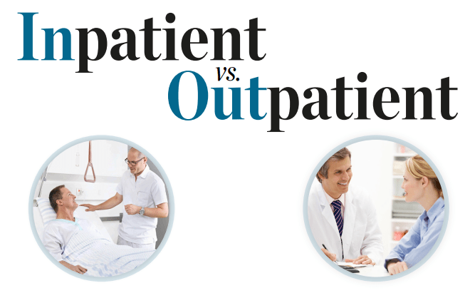 InPatient vs OutPatient Health Insurance